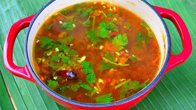 rasam receipe in tamil